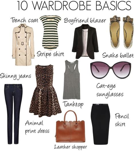 College Wardrobe Basics by 1000 Ideas About College Wardrobe Essentials On College Wardrobe High School