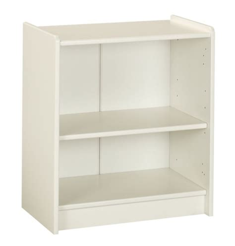 Low Wide White Bookcase Low Wide Bookcase