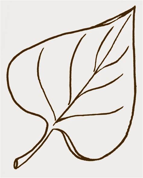 Oak Leaf Templates To Cut Out