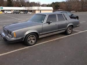 1986 Pontiac Bonneville Sell Used 1986 Pontiac Bonneville Base Sedan 4 Door 3 8l