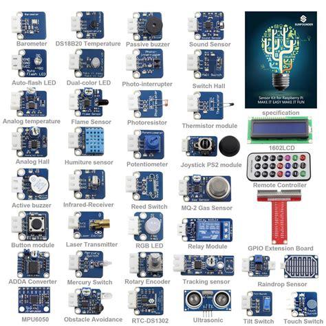 raspberry pi sensor kit v2 0 elektor