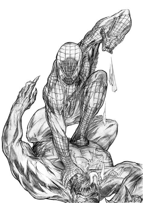 coloring pages spiderman venom venom printable coloring pages bestofcoloring com