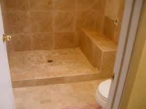 Travertine tile bathroom home design ideas small bathroom tile ideas
