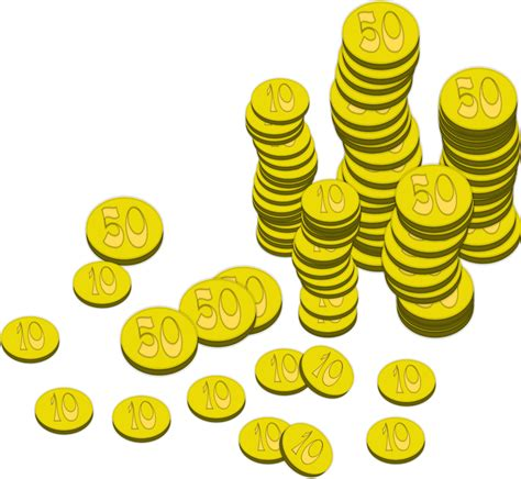 Free Coin Clipart