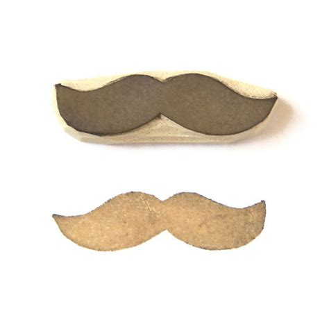 mustache rubber st mustache moustache rubber st cling rubber by creatiate