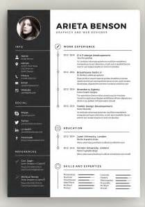 Clean Resume Templates by Resume Design Templates Free Premium Templates Creative Template