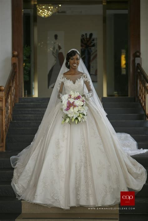 15 Pretty Perfect Nigerian Bridal Designers   Aisle Perfect