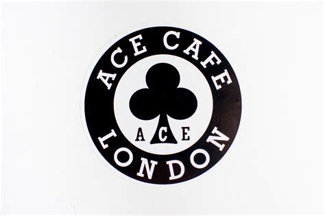 Ace Cafe ace cafe medium sticker rocker retail store