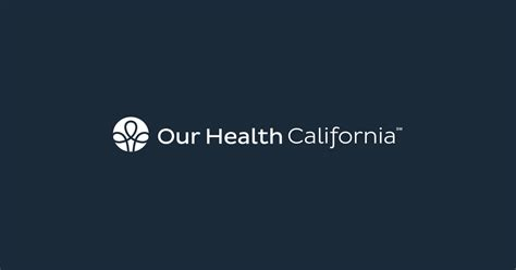 Our Health California About Us Our Health Our Health Agency