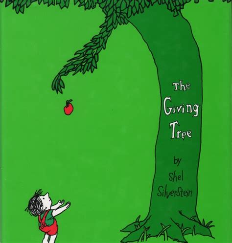 the giving tree book with pictures cheri book of the day the giving tree