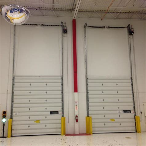 insulated sectional overhead doors insulated sectional overhead door w e carlson corporation