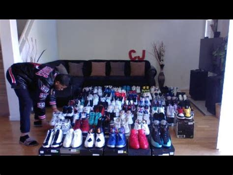 cool house shoes cj so cool new sneaker collection youtube