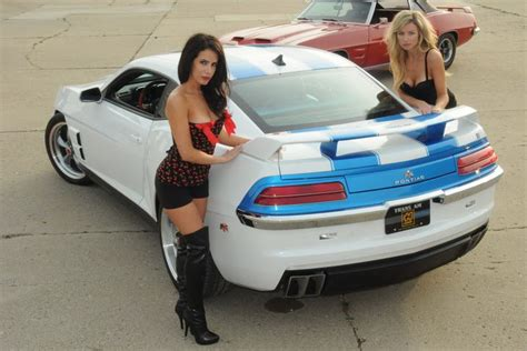 SEMA: HPP Comes up with its own Trans Am Camaro kit Carscoops