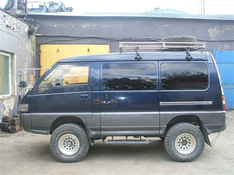 mitsubishi delica for sale 1993 mitsubishi delica photos 2 4 diesel manual for sale