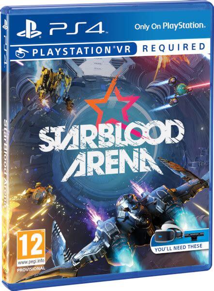 Best Seller Starblood Arena Vr starblood arena psvr ps4 zavvi