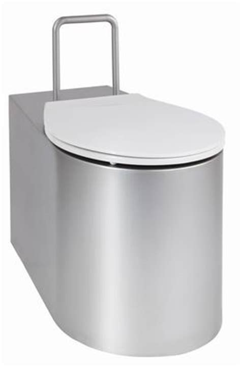Stainless Steel Water Closet by Auz 02 Inv Stainless Free Standing Water Closet For