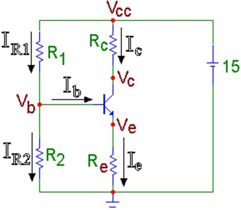 why we use resistor before transistor transistor circuits design
