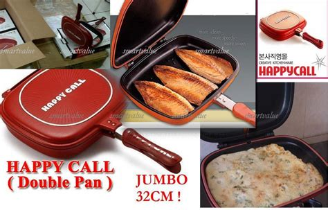 Happy Call Doubel Pan happy call non stick sided fr end 12 4 2018 5 20 am