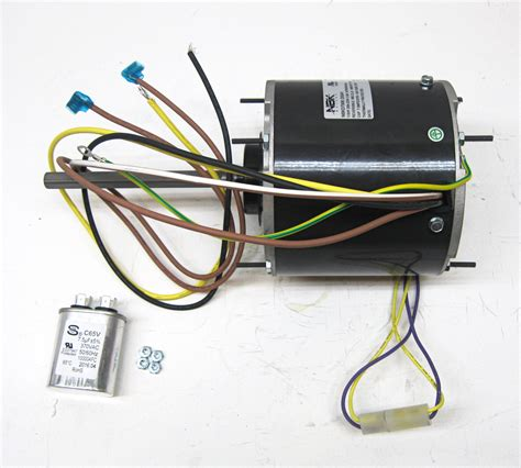 ac condenser fan motor ac air conditioner condenser fan motor 1 3 hp 1075 rpm 230