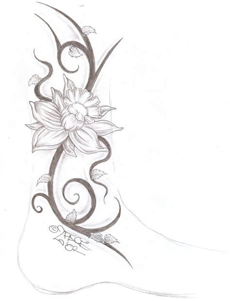 floral tribal tattoo designs best 25 tribal flower tattoos ideas on arm