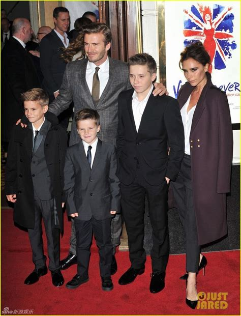 The Beckhams Are by 贝克汉姆一家年龄图片 贝克汉姆一家 贝克汉姆一家最新照片