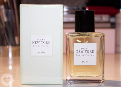 Parfum Shop Review next new york eau de parfum review