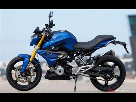 motorcycle design: bmw motorrad g 310 r youtube