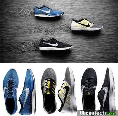 Sepatu Nike Flyknit Trainer 3 nike flyknit sepatu olahraga ringan dengan benang rajutan