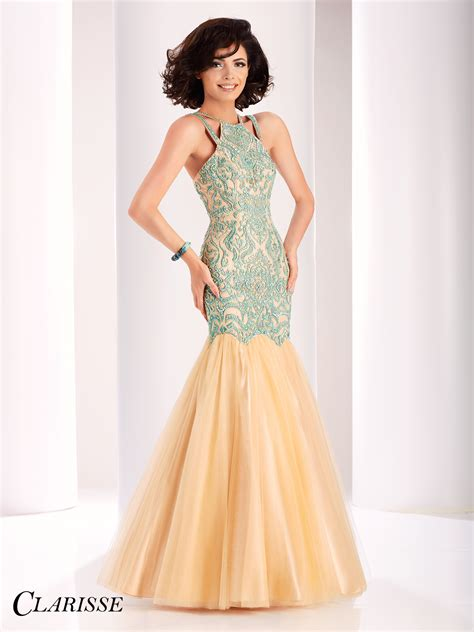 Prom Dresses by Clarisse Prom Dress 4856 Promgirl Net