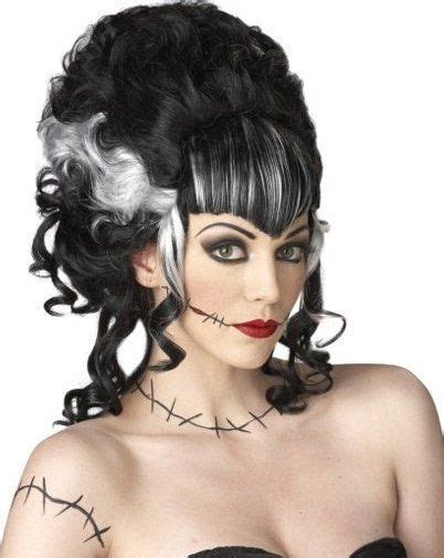 Halloween Hairstyles And Makeup | cute halloween hairstyles styloss com