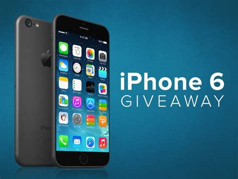 iphone giveaway iphone 6 6 plus giveaway win the free iphone 6 6 plus now