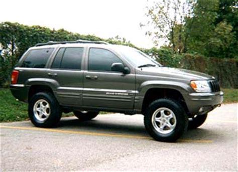 1999 Jeep Grand Limited Lift Kit Jeep Wj Grand 4 Suspension Lift Kit 1999 2004