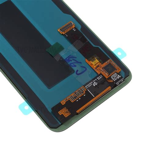 oem lcd screen  digitizer assembly replacement  samsung galaxy    black