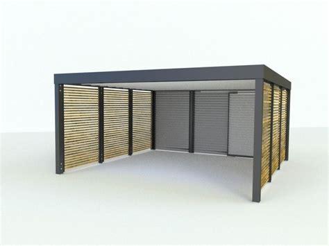 fertigcarport metall die 25 besten ideen zu carport metall auf