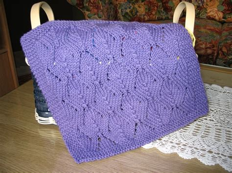 cable knit dishcloth pattern 17 best images about knit i on cable