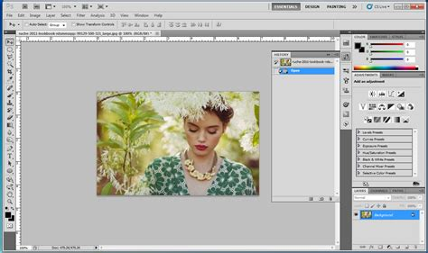 Photoshop Cs3 Vignette Tutorial | picture this a vignette photoshop tutorial ruche blog