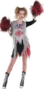 Zombie Cheerleader Costume Pics Photos Zombie Cheerleader Costume