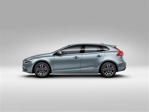 how much is the volvo v40 2017 volvo v40 facelift gains new headlights not much