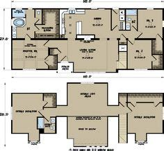house plans on modular home floor plans