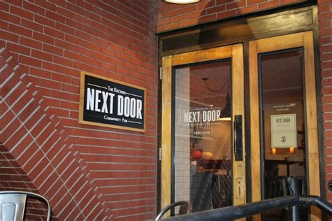 Next Door Boulder by The Kitchen And The Kitchen Next Door The Kitchen Is A Frien Drink Denver The Best Happy
