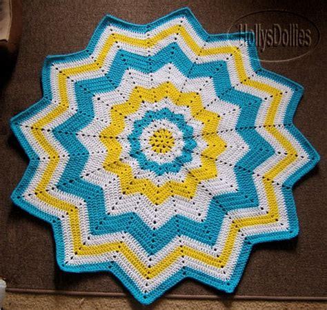 beginner s round ripple allfreecrochetafghanpatterns com free crochet patterns for round baby blankets squareone