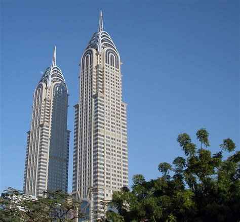 Top Mba In Dubai by The Top 10 Towers In Dubai Constructionweekonline