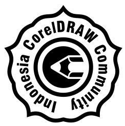 membuat logo komunitas cara membuat stempel dengan coreldraw basscom graphi