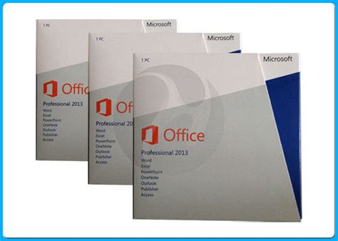 oem microsoft office 2013 professional software version