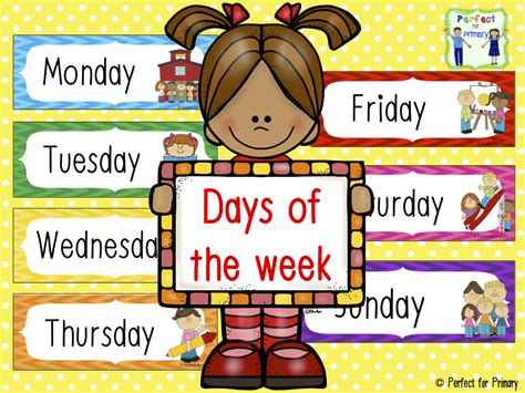 Clip Of The Week by Days Of Week Clipart 22