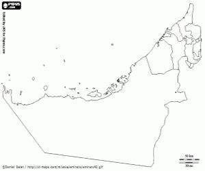 political maps of asia countries coloring pages printable