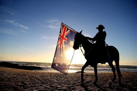 when did new year start in australia anzac day thousands honour diggers at services