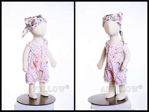 Manekin Kayu 20 Cm Wooden Mannequin Manikin Kayu Baby Mannequin Children Fabric Cover Soft Baby Mannequin