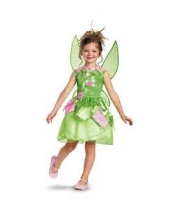 Tinkerbell Costume Tinker Bell Kids Costume Classic Girls Disney Costumes