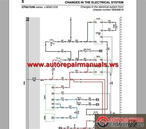 daf 85 wiring diagram efcaviation